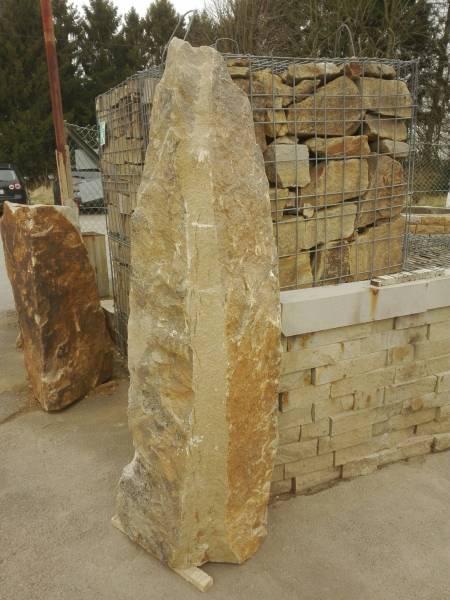 Obelisk aus Ruhrsandstein