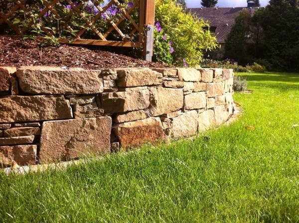 Trockenmauersteine, rechteckig (sortiert)