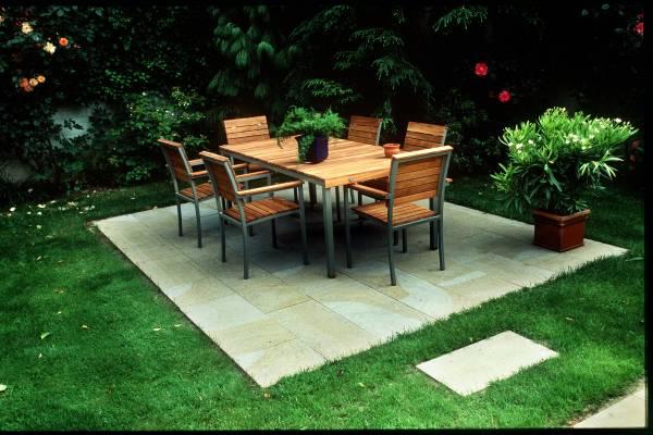 Bodenplatten, rechteckig