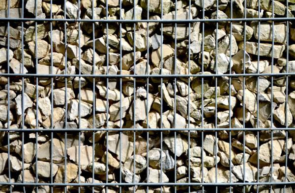 Sandstein-Gabionenfüllung, 45-125mm